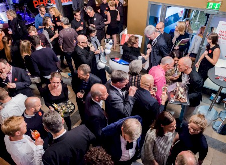 6 - More than 200 employees and clients celebrated 30 Years of Phoenix Design in the BIX Jazzclub, Stuttgart