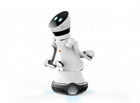 16 – Red Dot: Best of the Best 2015 für Care-O-bot4