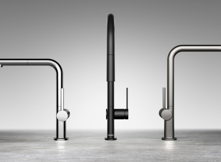 WINNER: Excellent Product Design Kitchen for hansgrohe Talis M54