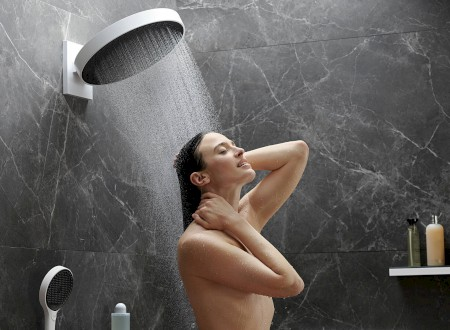 WINNER: Excellent Product Design Bath and Wellness for hansgrohe Rainfinity Brausenprogramm