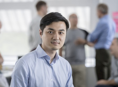 Yifan Zhang, General Manager China bei Phoenix Design